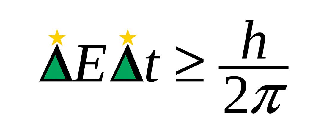 Julledighet och kvantfysik