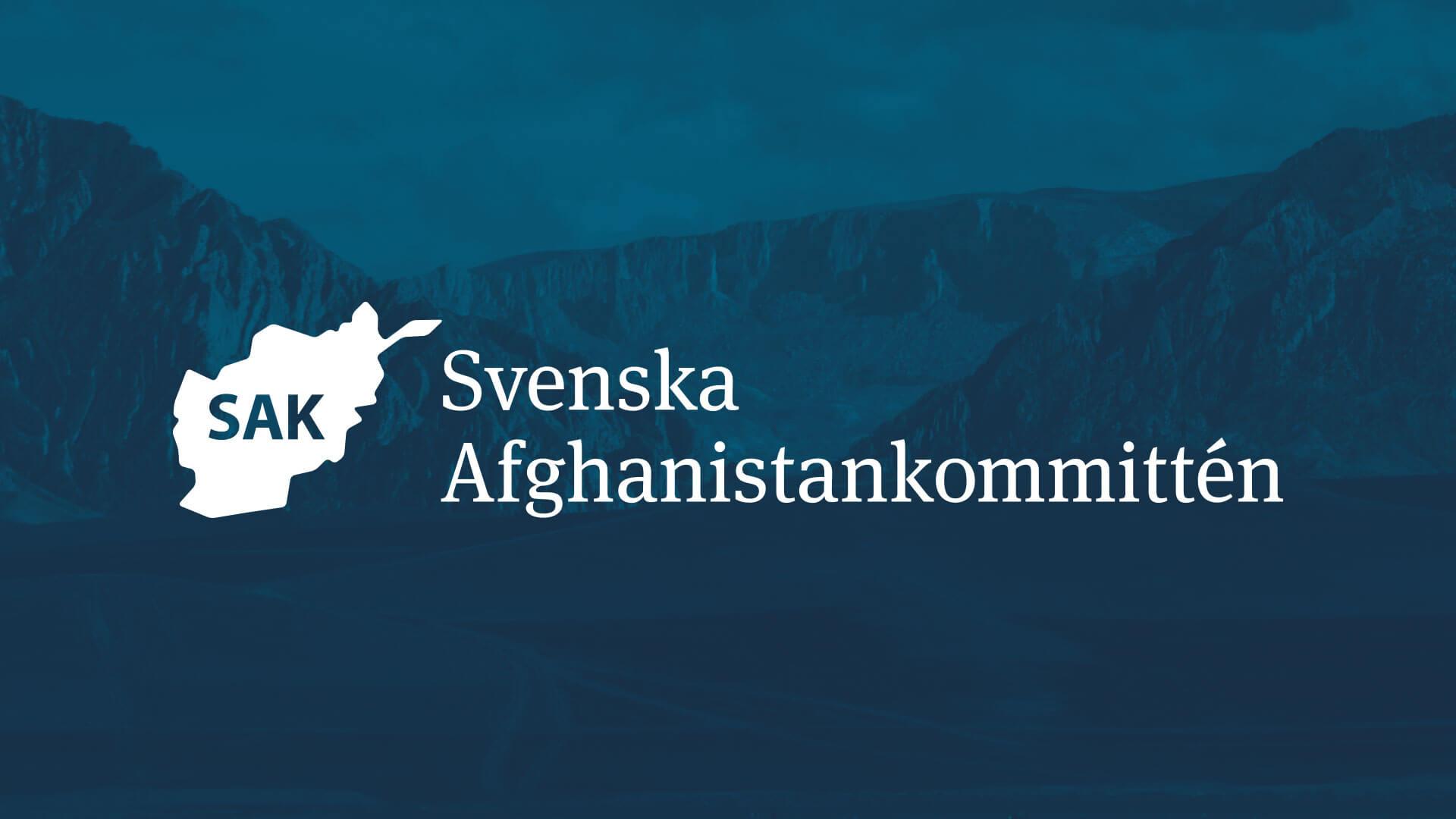 Svenska Afghanistankommittén väljer Markus